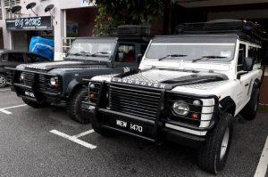 Land Rover Tour 2