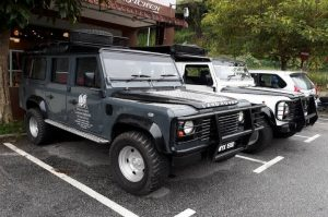 Land Rover Tour 3